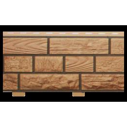Стеновой сайдинг коллекции Неолит кремневый