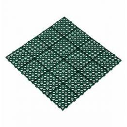 Универсальная газонная решетка зеленая