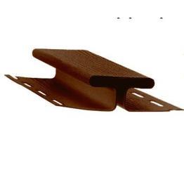 Соединительная планка Budmat коричневая