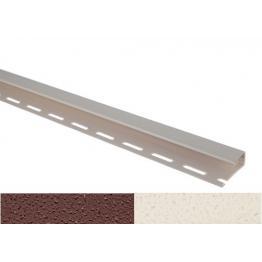 Планка отделочная для откоса фасадных панелей