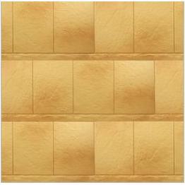 Фасадная (цокольная) панель коллекция Фасадная плитка златолит
