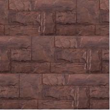 Фасадная (цокольная) панель коллекция Гранит альпийский