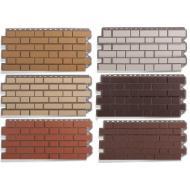 Фасадные панели Клинкерный кичпич