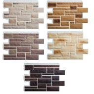 Фасадные панели Пражский камень