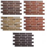 Фасадные панели Рижский кирпич