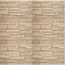 Фасадная (цокольная) панель коллекция Скалистый камень Анды
