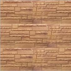 Фасадная (цокольная) панель коллекция Скалистый камень Памир