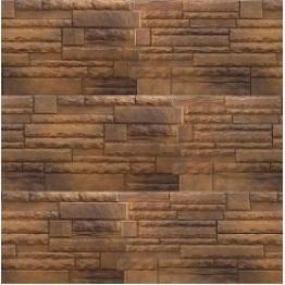 Фасадная (цокольная) панель коллекция Скалистый камень Тибет