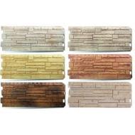 Фасадные панели Скалистый камень