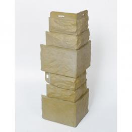 Наружный угол коллекции Фасадная плитка Доломит
