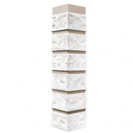 Наружный угол коллекции Кирпич белый